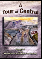 A Tour of Central - DVD