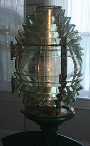 Our Fourth Order Fresnel lens