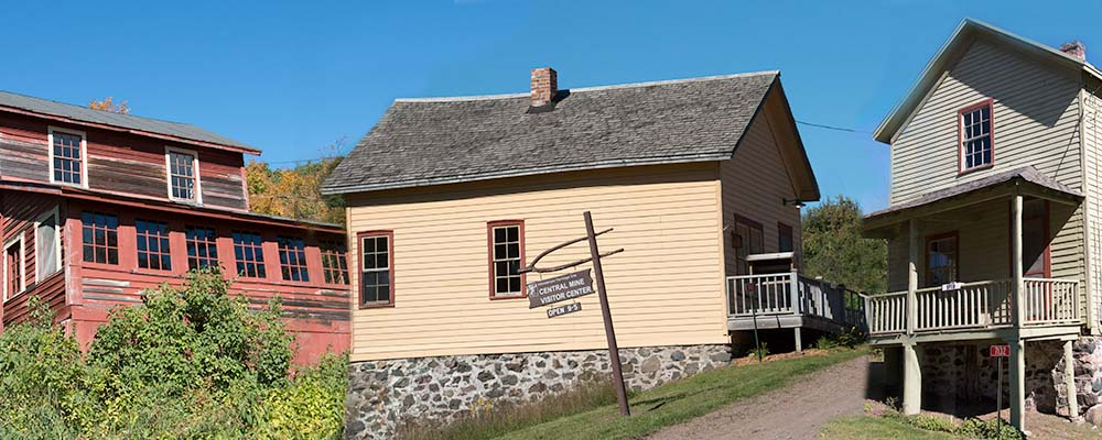 Keweenaw County Historical Society