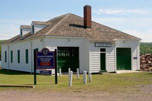 The Eagle Harbor Lifesaving Station – Keweenaw County Historical Society
