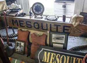 USCG Mesquite display