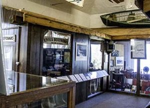 Maritime Museums displays